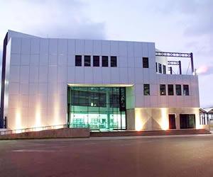 Edificio de Informática, Banca de Personas y VISA BCR