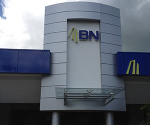 Remodelación de la Fachada del BNCR Nicoya