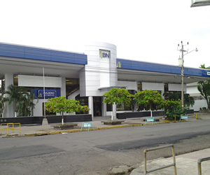 Remodelación de la Fachada del BNCR Puntarenas
