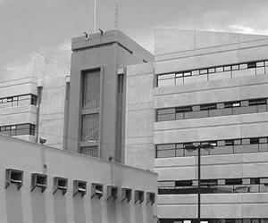 Edificio de Consulta Externa (Especialidades Médicas) del Hospital Nacional de Niños